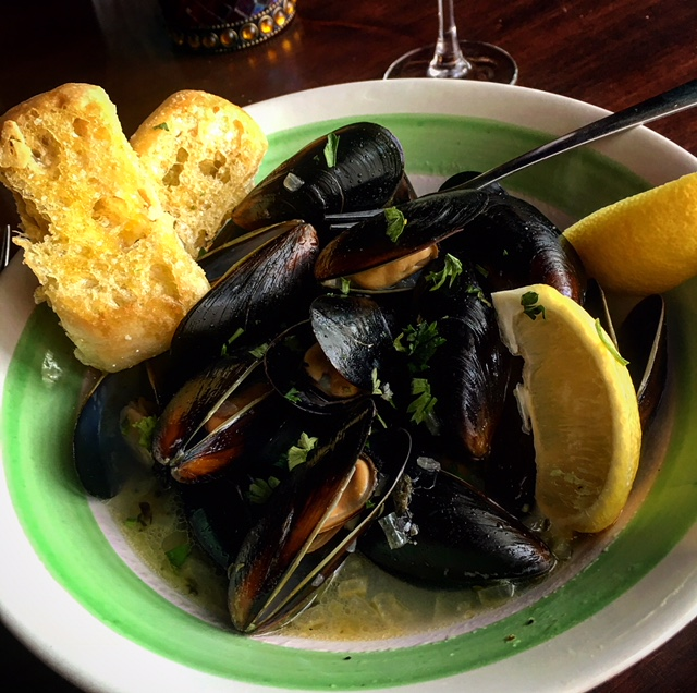 The Ranch Mussels